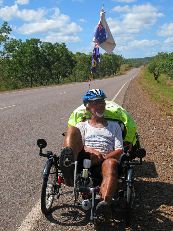 Cyclist from Perth