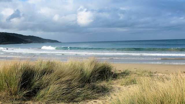 Great Ocean Road beach