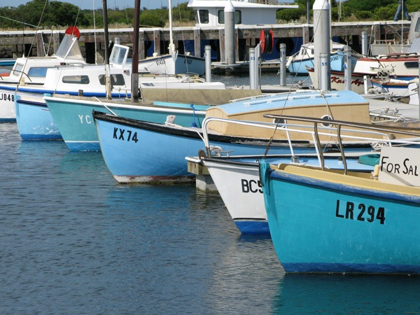 Queenscliff boats