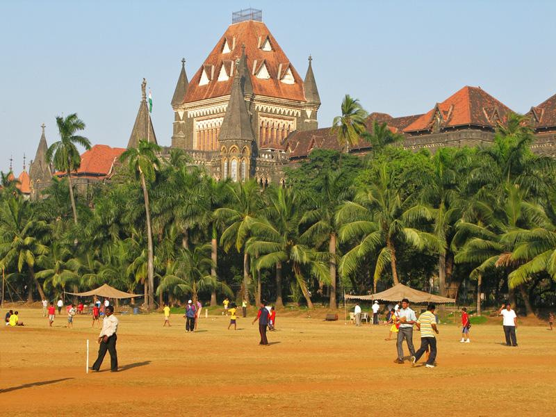 Mumbai cricket pitch