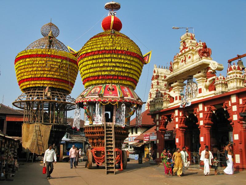 Udipi Krishna Temple