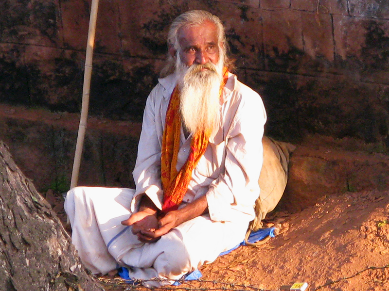 Beggar in Karkal