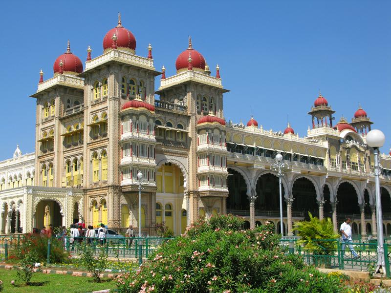 Mysore Maharaja's Palace