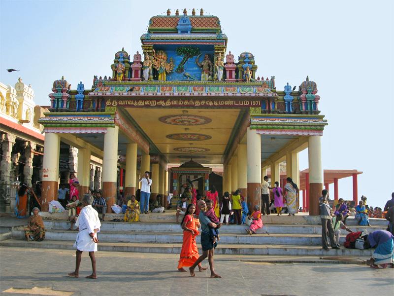 Tiruchchendur temple 2