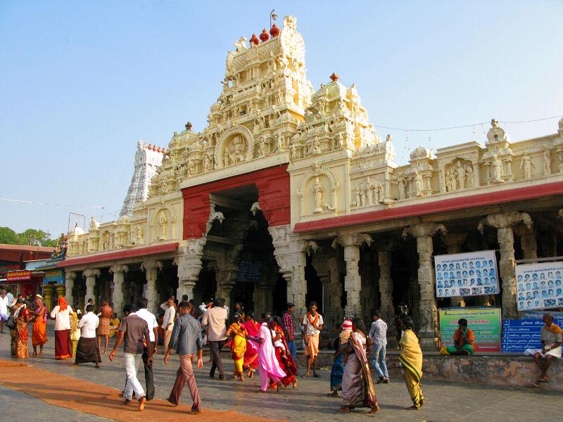 Tiruchchendur temple